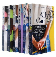 The Gallagher Girls Series Books 1 to 6 in Order Ally Carter Collection Set New