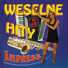 Impress - Weselne Hity 5 (CD) Disco Polo NEW