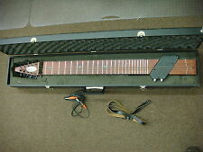 Vintage Emmett Chapman Stick, 10-string  serial  number #156