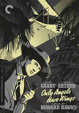 Only Angels Have Wings (The Criterion Collection), New DVDs