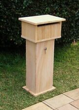 Sandstone Letterbox Solid build real sandstone mailbox 820mm tall real s / stone