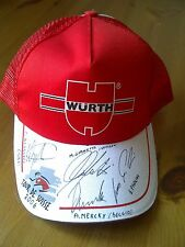 CAPPELLINO CAP TOUR DE SUISSE GIANETTI MERCKX PAOLINI CICLISMO CYCLING SIGNED
