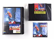Fatal Fury Real Bout 2  NeoGeo SNK AES Japon V/Good