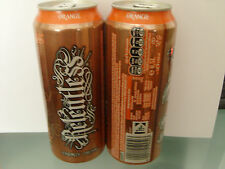 ENERGY DRINK, 1 full Can Relentless Inferno/ Orange - ungeöffnet, *discontinued*