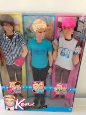 BRAND NEW BNIB BARBIE MATTEL DATING FUN KEN DOLL & FASHIONS