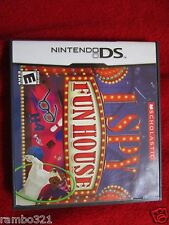 I Spy Funhouse (Nintendo DS, DSI, 2DS, 3DS, NDS, XL) videogame kids adults