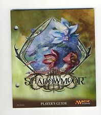 SHADOWMOOR   FAT PACK PLAYER'S GUIDE MTG MAGIC THE GATHERER NICE CONDITION RARE