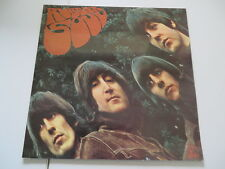 The Beatles- Rubber Soul Export Pressing PCS 3075..Vinyl(France)/Cover(UK):mint-