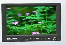 "Lilliput 869GL-80NP/C/T 8"" TouchScreen HDMI Car Monitor"