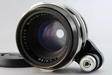 【Rare!】 Schneider-Kreuznach Xenon 50mm f/1.9 Lens Exakta Mount From JAPAN #2308