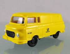 H0 s.e.s / 88 8888 88: IFA Barkas B1000 Deutsche Post Paketwagen