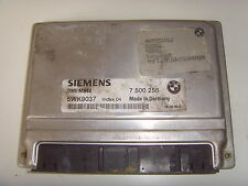 BMW E36/E39/E46/E38 MS42 ENGINE DME ECU  7500255