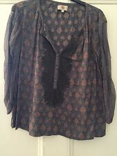 NOA NOA FLORAL TOP SIZE SMALL LOVELY