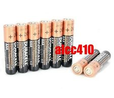 8pcs Duracell AAA Alkaline Single Use Battery Duralock 1.5V Industrial Packing