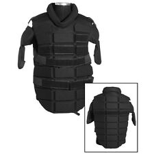 Anti Riot Vest with Shoulders - Police