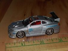 MM IMPORT TUNER '01 NISSAN SILVIA S15 DRIFT RACER RUBBER TIRE LIMITED EDITION