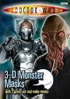 Doctor Who: 3-D Monster Masks, BBC, New Book
