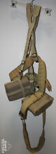"WW2 ""pattern 37"" Webbing Grouping  (inv 8765)"