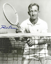 ROD LAVER signed 8 x 10 photo TENNIS legend FREE SHIPPING
