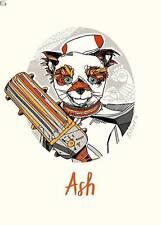 Tyler Stout - Ash - Fantastic Mr Fox - Roald Dahl - Bottleneck Galley