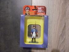 Figurine ELITE COMMAND - La Bataille de Waterloo - Soldat en costume bleu armé