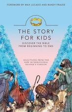 The Story for Kids: Discover the Bible from Beginning to End by ZonderKidz
