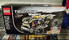Lego 42034 Technic Quad Bike 148 Pieces Pull Back Extreme Off Roader