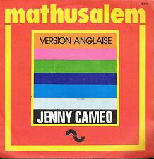 """45T 7"""": Jenny Cameo: mathusalem. sonopresse. A4"""