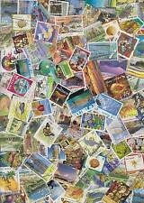 300 Different NEW ZEALAND stamps including KIWI stamps and HIGH VALUES