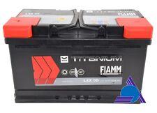 L4X 95 BATTERIA AUTO FIAMM 95 AH 850 A (EN) TITANIUM - POLO (+) SX
