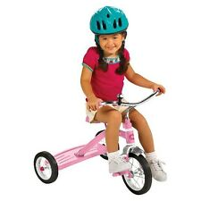 "Radio Flyer Girl's Classic Tricycle - Pink (10"")"