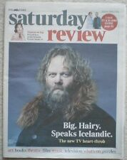 Olafur Olafsson - Times Saturday Review – 5 March 2016