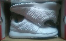 Brand new Women's Nike Roshe One DMB QS Trainers Size 7.5 UK Triple White