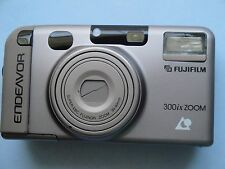 Fuji Fujifilm Fotonex 300ix Zoom Luxury film camera with Fujinon Super EBC lens