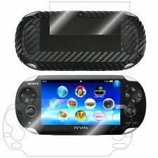 ArmorSuit MilitaryShield Sony PlayStation Vita Screen Protector + Carbon Fiber!