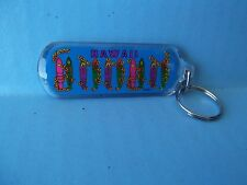 "Hawaii surfboard Key Chain 3""in long"