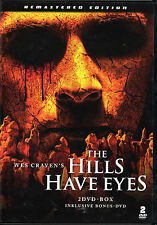 The Hills Have Eyes (1977) - 2 Discs & Uncut !