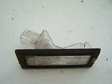 Renault Laguna Tourer (2001-2004) Number plate light