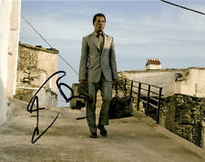 ISAACH DE BANKOLE GENUINE AUTHENTIC SIGNED 10X8 PHOTO AFTAL & UACC [10005]