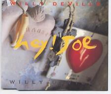 WILLY DEVILLE (Mink Deville) - rare CD Maxi - France -