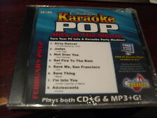 CHARTBUSTER POP HITS KARAOKE 30180 FEBRUARY 2012 MP3 & CD+G