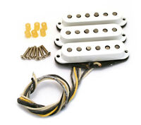 Genuine Fender Custom Shop Fat 50's Stratocaster/Strat Pickup Set 099-2113-000