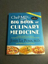 ChefMD's Big Book of Culinary Medicine: A Food Lover's Road Map to Losing Weight