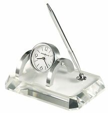 645-724 PROMINENCE DESK SET- BY HOWARD MILLER CLOCK COMPANY