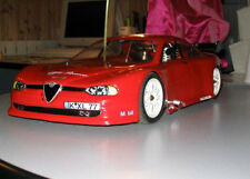 1/10 Scale Alfa Romeo 156 rc car body 200mm associated tamiya  HPI kyosho 0035
