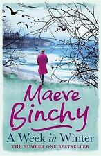 A Week in Winter by Maeve Binchy (Paperback, 2013)