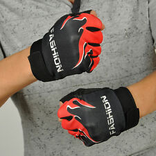 Outdoor Sports Cycling Bike Bicycle Motorcycle Gel Half Finger Fingerless Gloves