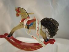 2013 Hallmark Forty Years Of Memories (Rocking Horse)