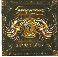 Stormzone - Seven Sins ( CD ) 2015