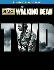 The Walking Dead: The Complete Sixth Season (Blu-ray Disc, 2016) NEW!!